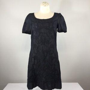 Kimchi Blue Dresses - KIMCHI  BLUE TUNIC GAUZY COTTON EMBROIDERED BOHO